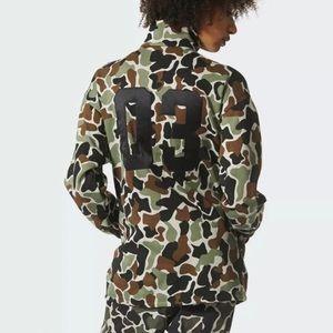 Adidas Originals Trefoil Camo Jacket S M L